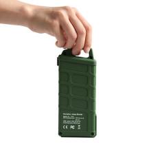 12V 12000mA batterie multifonction batterie diesel voiture saut démarreur mini chargeur de batterie avec poignée portable