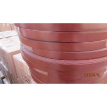 2 * 22 мм Preglued древесины зерна ПВХ края ленты для МДФ