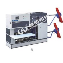Machine de fabrication de sacs à boucles douces non tissées à double couche (FM-WFB-B)