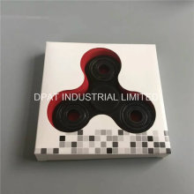 Playshion 608 Carbon Steel Bearing EDC Toys Plastic Fidget Spinner Spinner à main