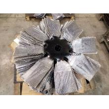Pièces de rechange de moteur de montage de ventilateur