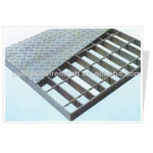 supply stainless steel floor grating
