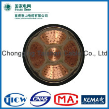 Хорошее качество Кабель питания из ПВХ / XLPE, медный / алюминиевый бронированный / небронированный электрический кабель