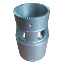 Druckgussteilhalter aus reinem Aluminium mit Anodizin