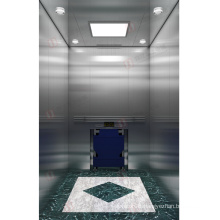 Zhujiang Fuji Stainless Steel Electric hospital Elevator Patients Bed Passage Hospital Medical lifting System
