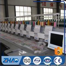 24heads 6 Nadeln Hochgeschwindigkeitsstickereimaschine beste Qualität für Verkauf