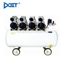 DT 800H-90 Máquina silenciosa de compressor de ar isenta de óleo