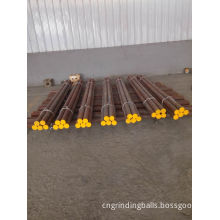 Cost-effective grinding rod for mining rod mills