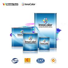 InnoColor 1K Прозрачная автомобильная краска каштаново-красный