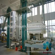 máquina solvente do óleo do farelo de arroz da extração com ISO9001, BV