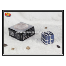 Popular mirror bump blocks cube magic puzzle cube