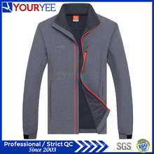 Popular Waterproof Breathable Cheap Softshell Jackets (YRK117)