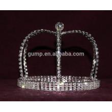 Королева круглая диадема