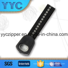 Customized Design Quality Woven Cord Zip Pullers for Garment