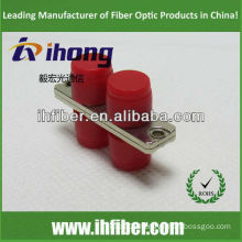 FC Duplex fiber optic adapter metal housing