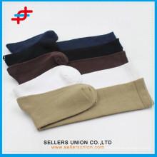 Jeunes garçons Femmes Bottes longues et colorées à manches longues en jersey de coton en tricot