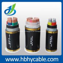 5 Adern XLPE Netzkabel mit Cu-Leiter