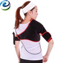 Almohadilla de calefacción del dolor del hombro de la tasa de conversión eléctrica del ODM del OEM disponible alta