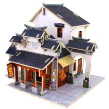 Holz Sammlerspielzeug für Globale Häuser-China Mercers 'Shop