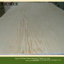 Madera contrachapada de pino para el propósito de embalaje para el mercado del Reino Unido