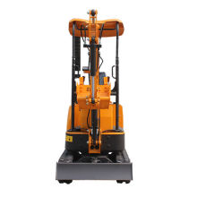 Bonne qualité de la mini-pelle hydraulique Digger Machine