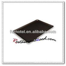 V013 Casserole en tôle d'acier aluminisée antiadhésive