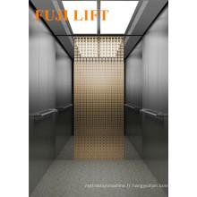 6 Personne Passager Ascenseur Utilisation et AC Type de lecteur Ascenseur
