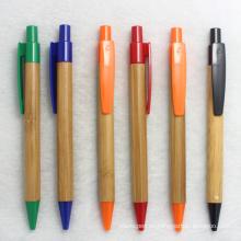 Bolígrafo de regalo promocional más barato de madera