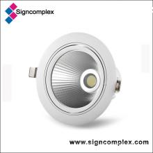 5W 7W 9W COB with Epistar Chip LED Downlight