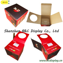 Hot Selling All Kinds of Color Box, Paper Box, Cardboard PDQ Displa Box with Circle Window (B&C-I022)