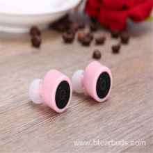 China for Wireless Bluetooth Earbuds Best Bluetooth Stereo In-Ear Earphones For Mobile Phone supply to Japan Wholesale