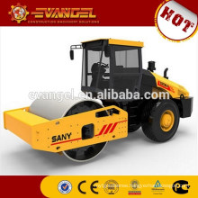 Multifactional SANY SSR180C-6 18 ton single drum road roller