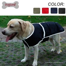 2017 Inverno Reversível Resistente À Água Dog Pet Jaqueta colete cão casaco