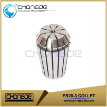 "ER20 3mm 0.118 ""Ultra Precision ER Collet"