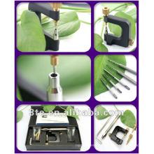 Extractor de tornillos para extraer tornillos rotos