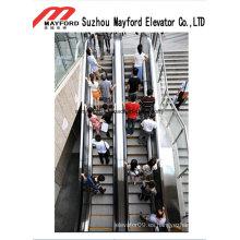 Escalera elevadora de pasajeros para la estación de ferrocarril