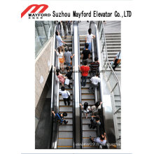 Escalator d'ascenseur de passager pour la gare