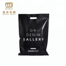 FREE SAMPLES Custom Design 100% Biodegradable Packing PE Plastic Bag for Clothes