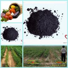algal organic soil amendment special for improving acid soil