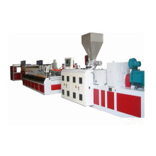 Plastic WPC PVC Hollo Door Panel Profile Extruder Machine Line