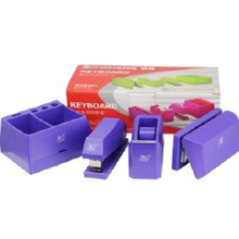Desk Set papeterie en plastique