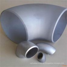 Aço inoxidável dobrável sanitário da virola 1.5D da curvatura 45 graus