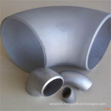 Sanitary Ferrule 1.5D Bend Stainless Steel 45 Degree