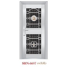 Stainless Steel Door for Outside Sunshine(SBN-6697)