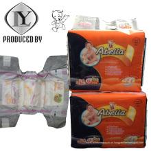 Descartáveis baratos barato fábrica boa qualidade fraldas do bebê