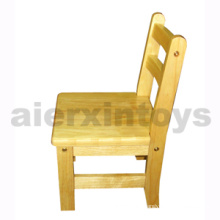 Solid Wooden Chair in Rubber Wood