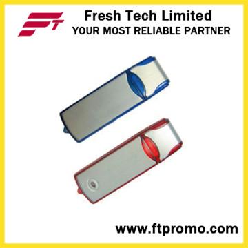 Portable Mini Colorful USB Flash Drive with Lifetime Warranty (D109)