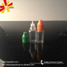 10ml 15ml pet plastic dropper bottle