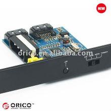 Dual Channel SATA 2 RAID Express Karte