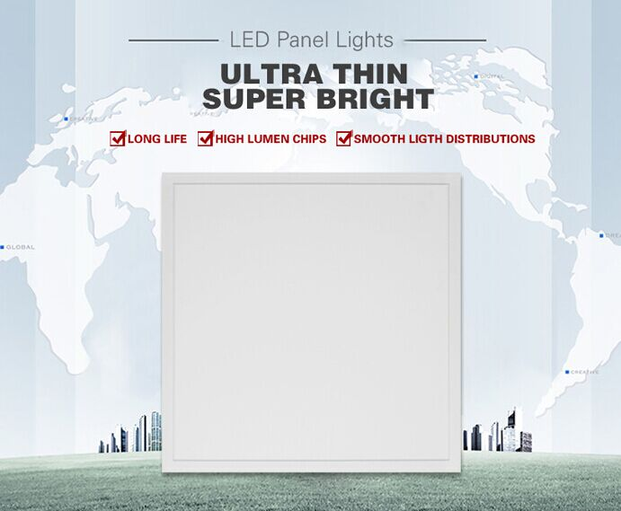 LED Square Type panel light 32w~36w 600*600 mm